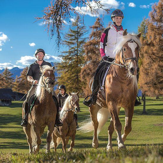 Urlaubsangebot Reiterwochen - Spezial